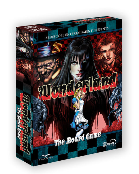 Wonderland: The Board Game