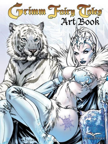 Grimm Fairy Tales Art Book #1