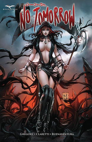 Grimm Fairy Tales: No Tomorrow Graphic Novel