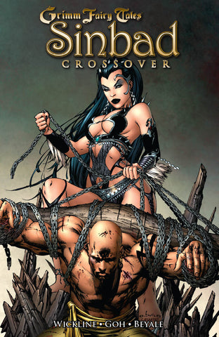 Grimm Fairy Tales: Sinbad Crossover Graphic Novel