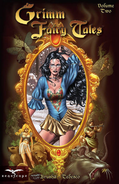 Grimm Fairy Tales Volume 2 (Original Cover)