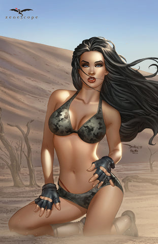 Grimm Fairy Tales Vol. 2 #10 - Cover H Art Print