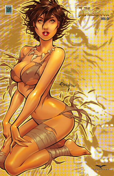 Jungle Book #5 - Cover D