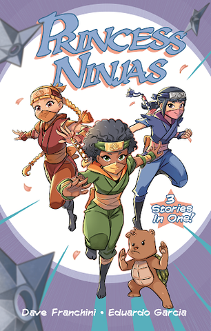 Princess Ninjas Graphic Novel