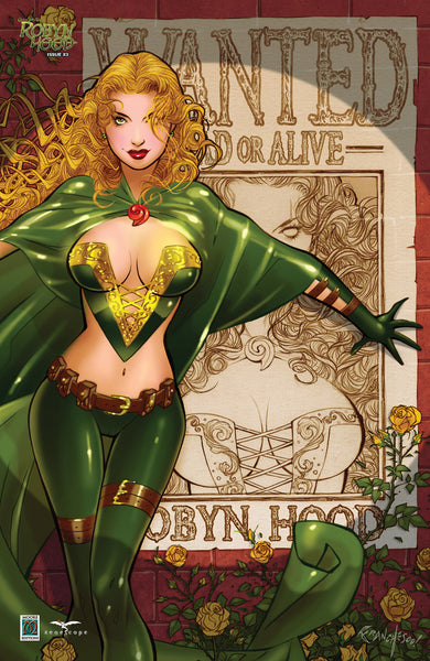 Robyn Hood #3 - Cover E