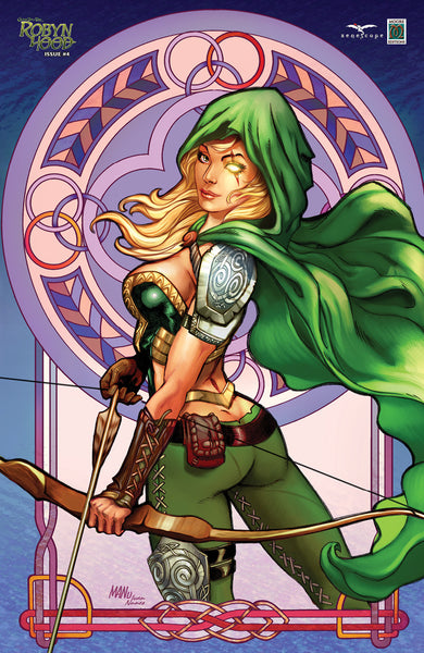 Robyn Hood #4 - Cover D