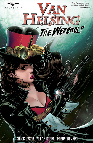 Van Helsing vs. The Werewolf Graphic Novel