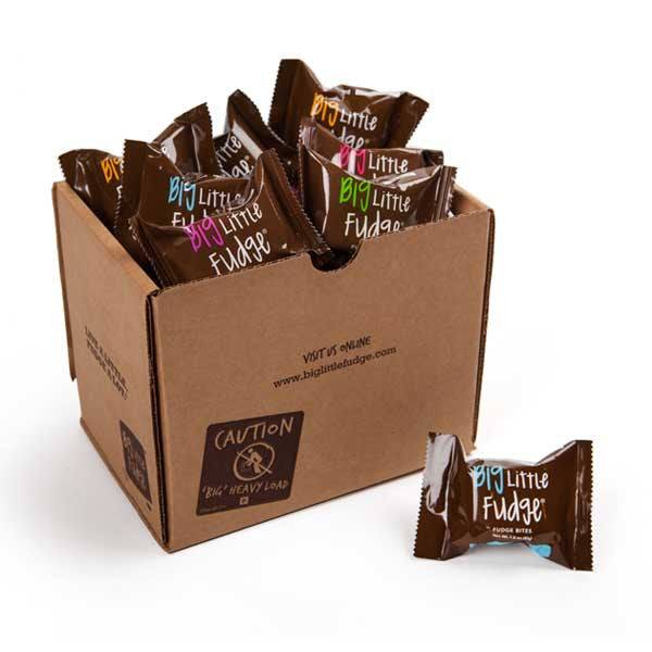 Bulk Fudge Bites - 16 PC