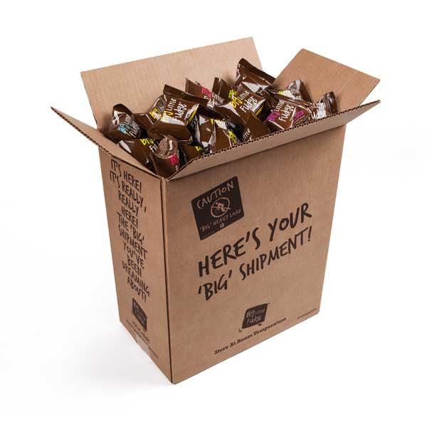 Bulk Fudge Bites - 50 PC