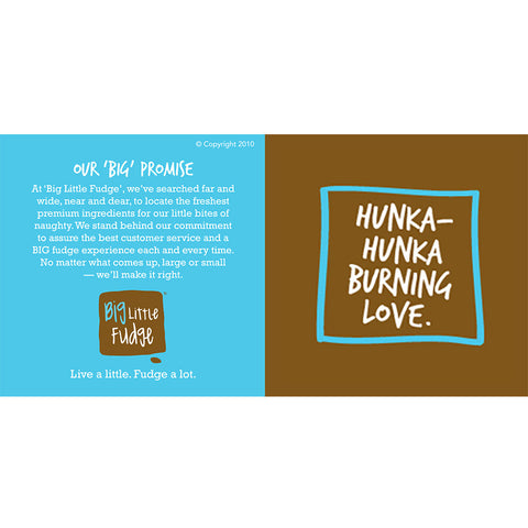 Hunka Hunka Burning Love Tins