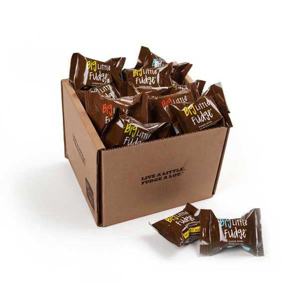 Bulk Fudge Bites - 24 PC
