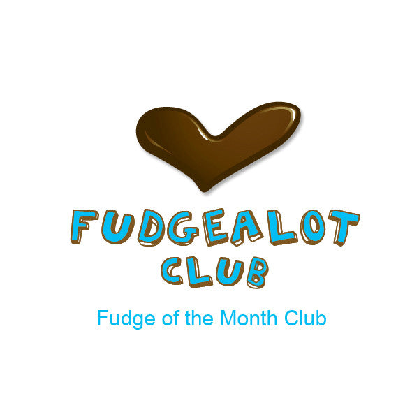 Custom Fudge of the Month Tin