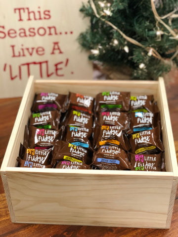 Holiday Pine Box - 40 PC