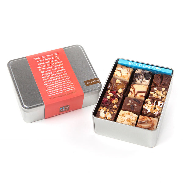 Fudge Factor Love Tin