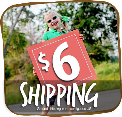 Big Little Shipping Only $6