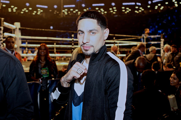 Q&A: DANNY GARCIA ON BARCLAYS CENTER, PHILLY FANDOM, AND WHAT'S NEXT