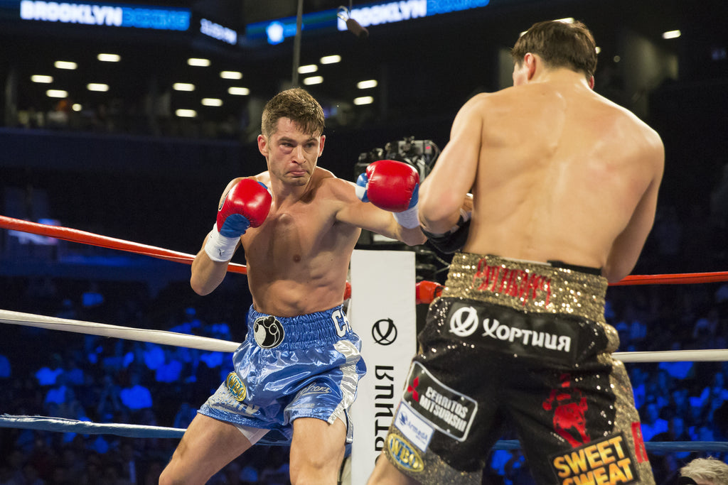 CHRIS ALGIERI FINDS RECIPE FOR SUCCESS OUTSIDE THE RING