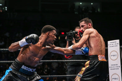 DANIEL JACOBS STAYS IN THE SPOTLIGHT