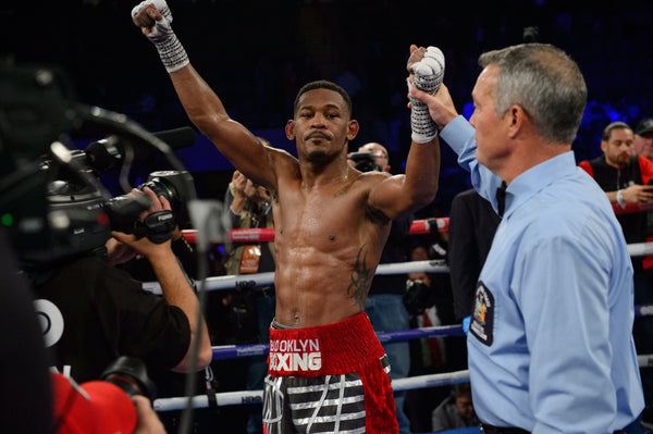 BACK TO BROOKLYN FOR DANIEL JACOBS AND JARRELL MILLER