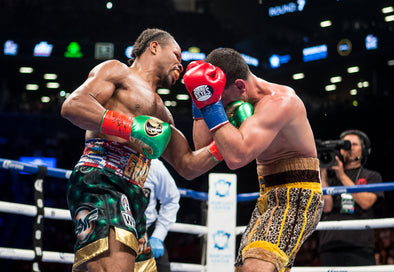 SHAWN PORTER EDGES DANNY GARCIA FOR WBC WELTERWEIGHT BELT