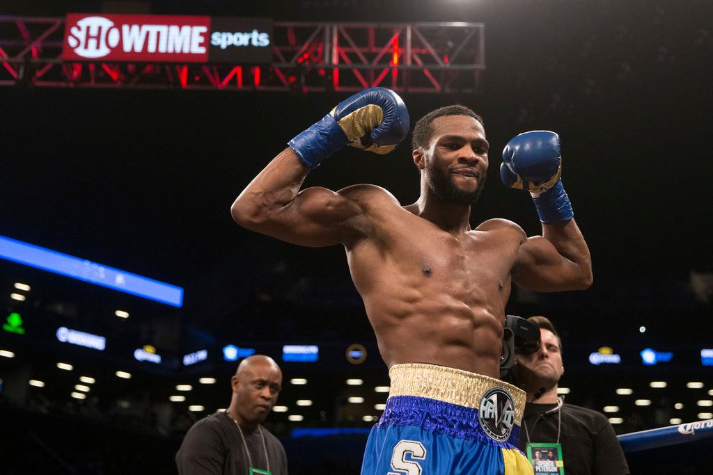 MARCUS BROWNE WANTS A SHOT AT THE TITLE