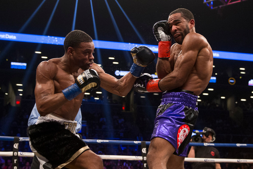 ERROL SPENCE JR. RETURNS TO BROOKLYN FOR A DOMINANT TITLE DEFENSE