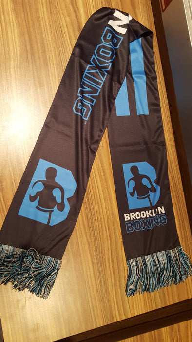 Brooklyn Boxing Scarf