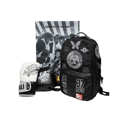 Sprayground Muhammad Ali G.O.A.T Commemorative Box Set