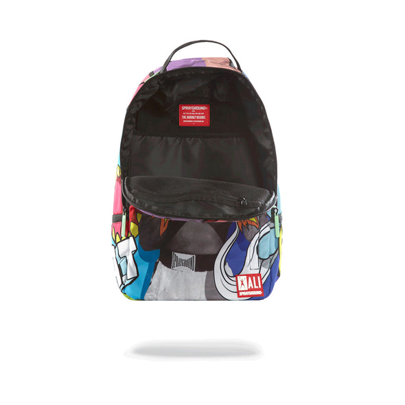 Sprayground Muhammad Ali Dream Backpack