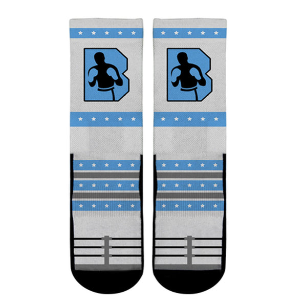 Brooklyn Boxing Socks