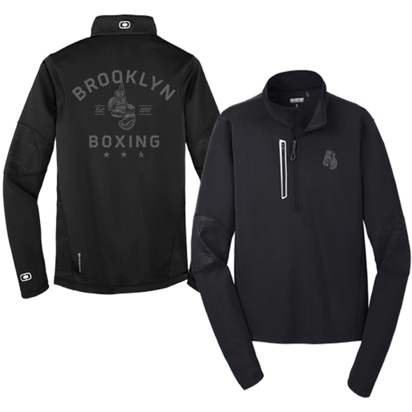 Tonal Performance Quarter Zip