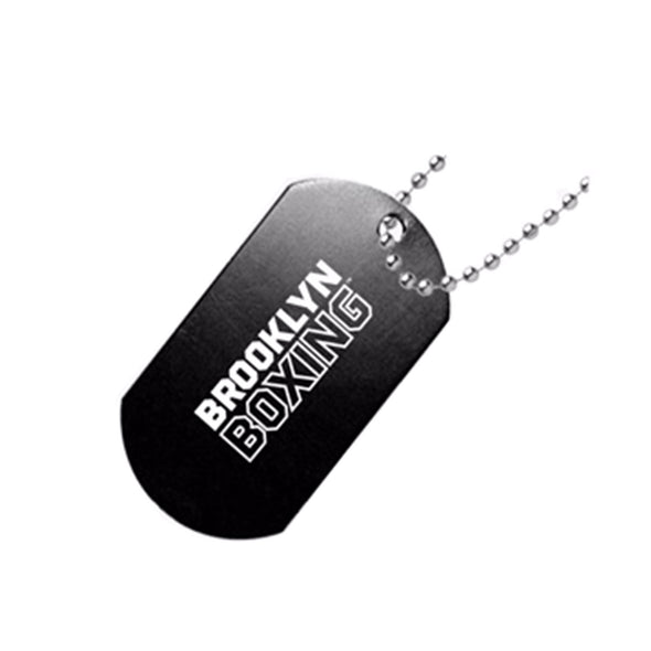 Brooklyn Boxing Dog Tag
