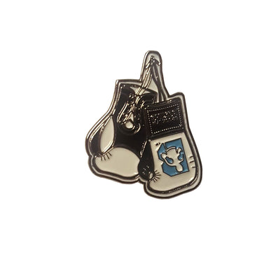 Hanging Gloves Pin