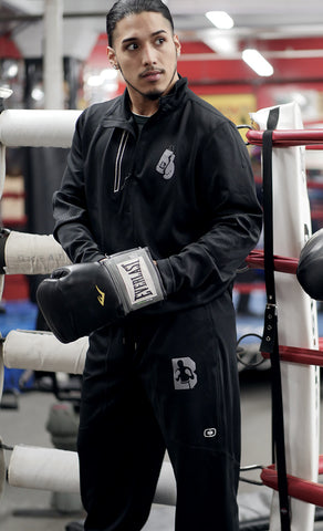 Brooklyn Boxing Men's Performance Quarter Zip