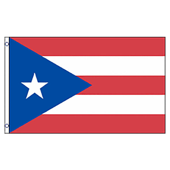Puerto Rican Flag