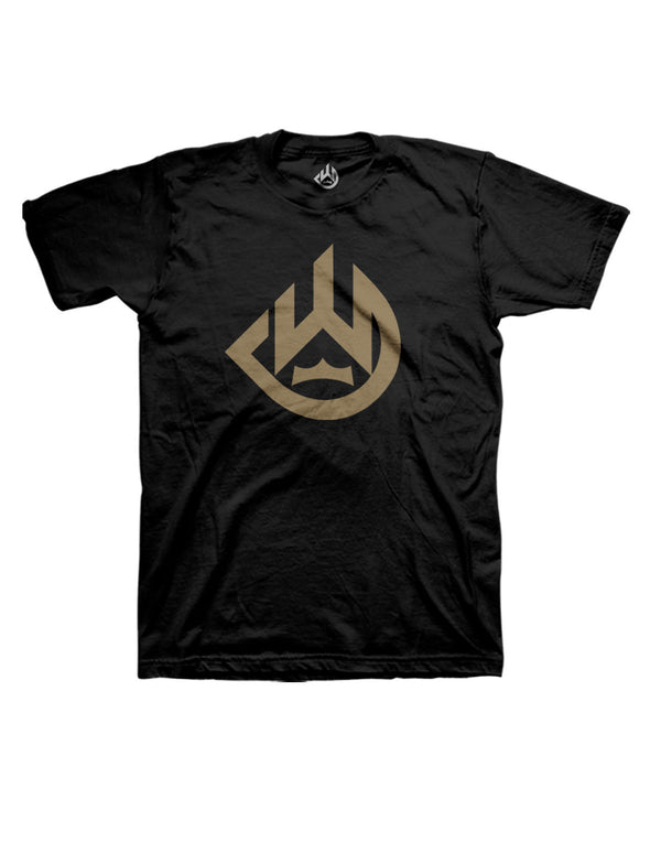Logo Wilder Black T-Shirt