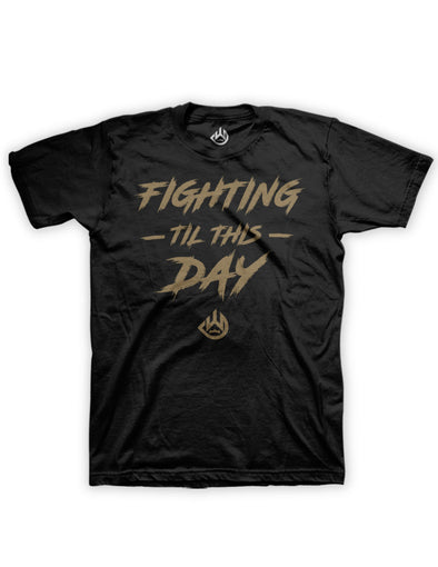 Til This Day Black T-Shirt