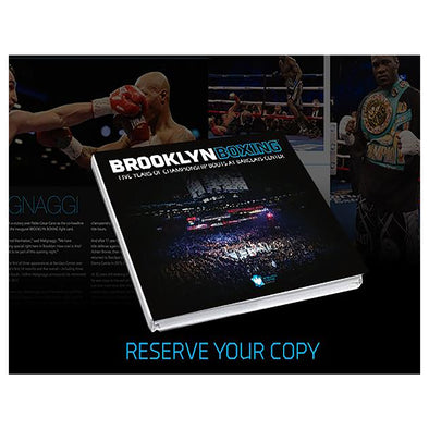 The Official Brooklyn Boxing 5 year Anniversary Book