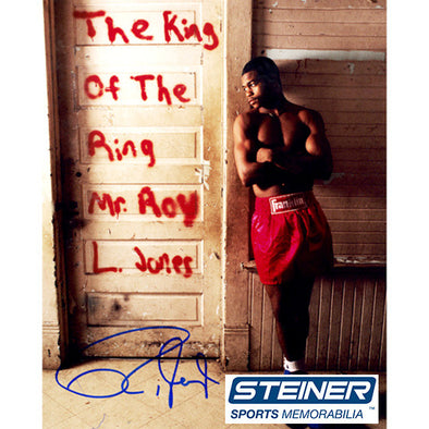 Roy Jones Jr. Signed 16x20 Photo