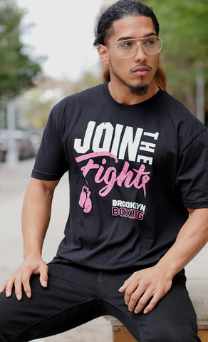 Join the Fight T-Shirt Men's Shirt