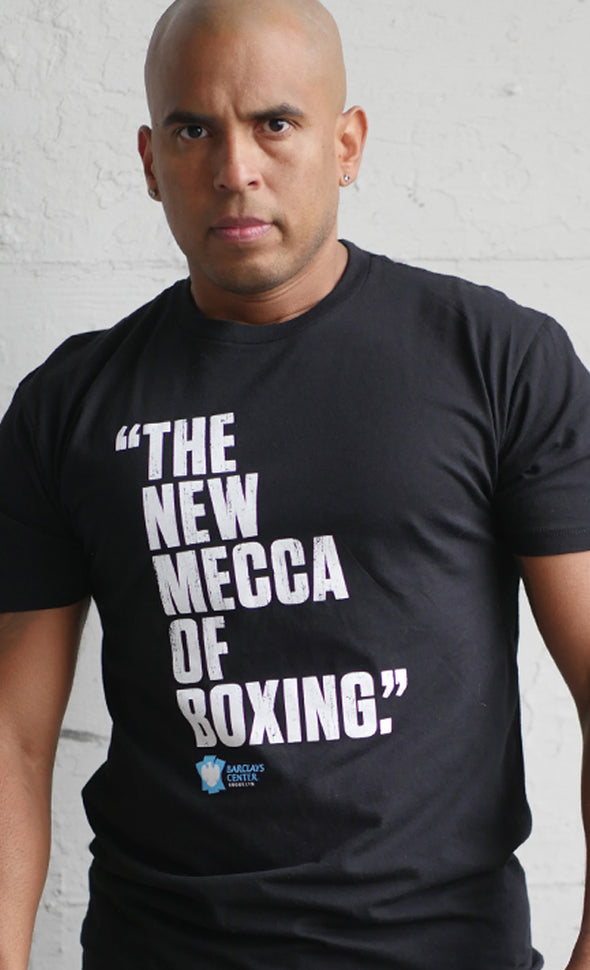 """The New Mecca of Boxing"" Tee"