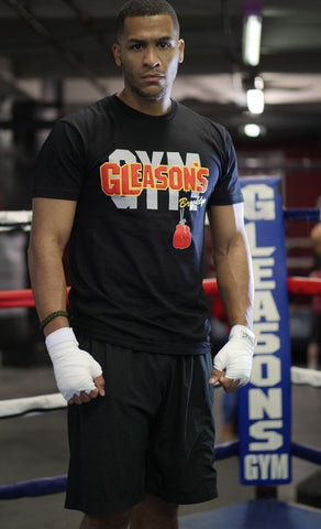 Men's Gleason's Gym Crew Neck T-Shirt