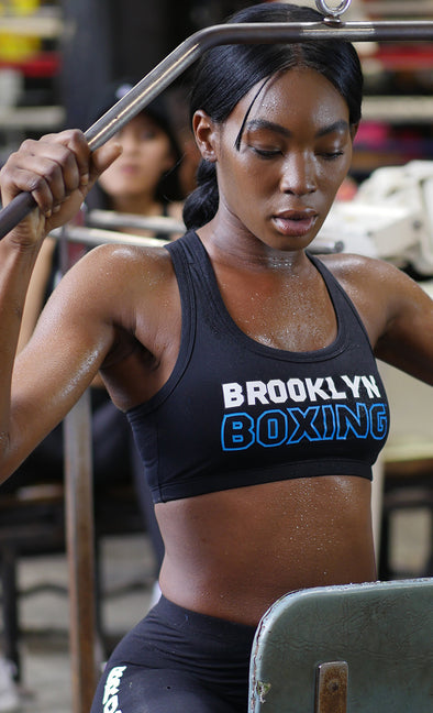 Women's Wordmark Sports Bra