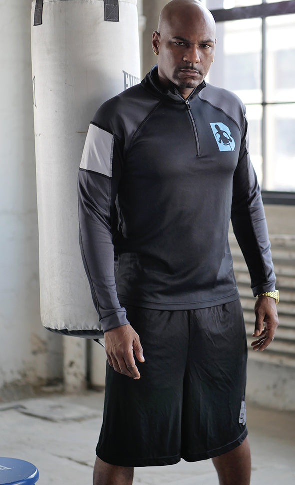 Men's Training Quarter Zip-Up