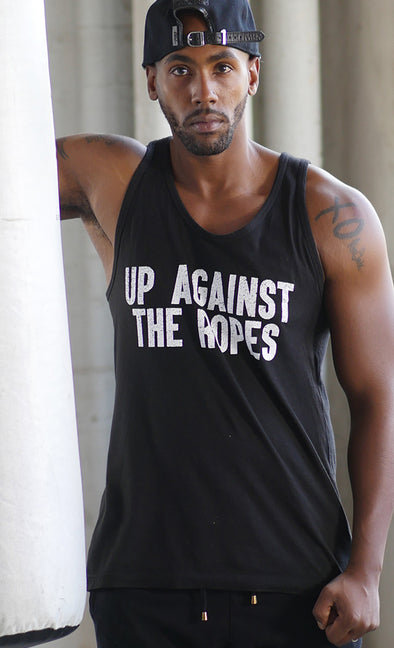 Men's Up Against The Ropes Tank Top