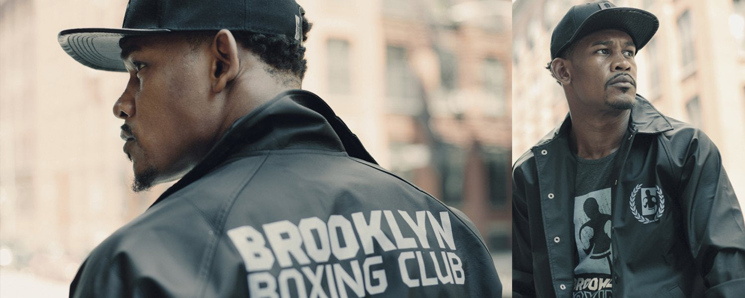 Brooklyn Boxing Head
