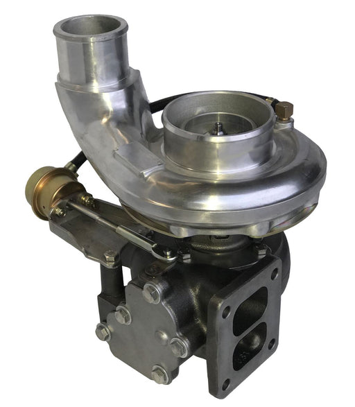 DPS T-4 Wastegated 64mm, 66mm, & 68mm CUMMINS TURBO FOR CUMMINS 5.9L 1988-2007 ETT
