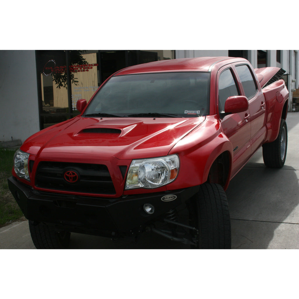 2005 2012 Toyota Tacoma Hood Far From Stock Fuel Filter