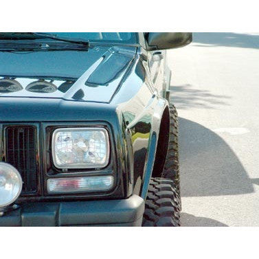 1984-2001 Jeep Cherokee/Commanche Fenders