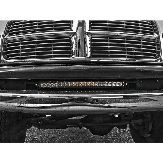 04-15 RAM 2500/3500 - 20IN SR-SERIES - LOWER BUMPER BRACKET